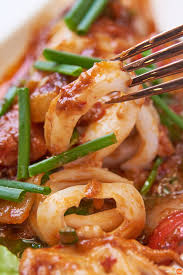best international cuisine ปลาหม กผ ดพร กเผา ร าน food universe international cuisine