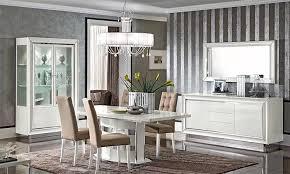 wohnzimmer esszimmer dama weiß hochglanz kaufen