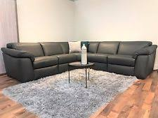 natuzzi corner sectional sofas ebay