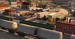 1.14 UPDATE NEWS AND ACROSS THE DESERT IN American Truck Simulator ...