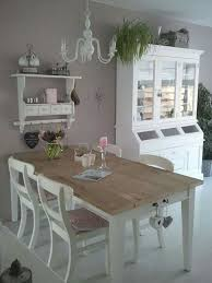 Shabby Chic Dining Room Hutch by Cucina Kuchyně Pinterest Shabby Kitchens And Room