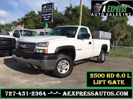 2005 Chevrolet Silverado 2500 - 43598 | A Express Auto Sales, Inc ... 2005 Chevrolet Silverado 2500 43598 A Express Auto Sales Inc The Images Collection Of Sale Under 5000 Machine Closeouts U Sweet Redneck Chevy Four Wheel Drive Pickup Truck For Sale In Central Truck Salesvacuum Trucks Septic Miamiflorida Youtube 20 Luxury Craigslist Florida Used Cars Ingridblogmode 2017 Toyota Tacoma Trd Sport For Sale In Ami Fl Lvo Trucks 2007 Vnl 670 465hp Florida 2006 Mack Vision Cxn612 Triaxle Steel Dump 2549 Tampa Area Food For Bay Enterprise Car Certified Suvs New And Commercial Parts Service Repair