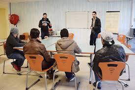 formation femme de chambre afpa istres reste une simple é sur la route des réfugiés journal