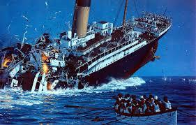 Ship Simulator Titanic Sinking 1912 by Mrs Rooney Titanic