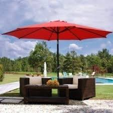 Patio Umbrella Replacement Canopy 8 Ribs by Red Patio Umbrellas Foter