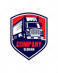 100 Trucking Company Logo Stock Vector Pure_Design 115785056
