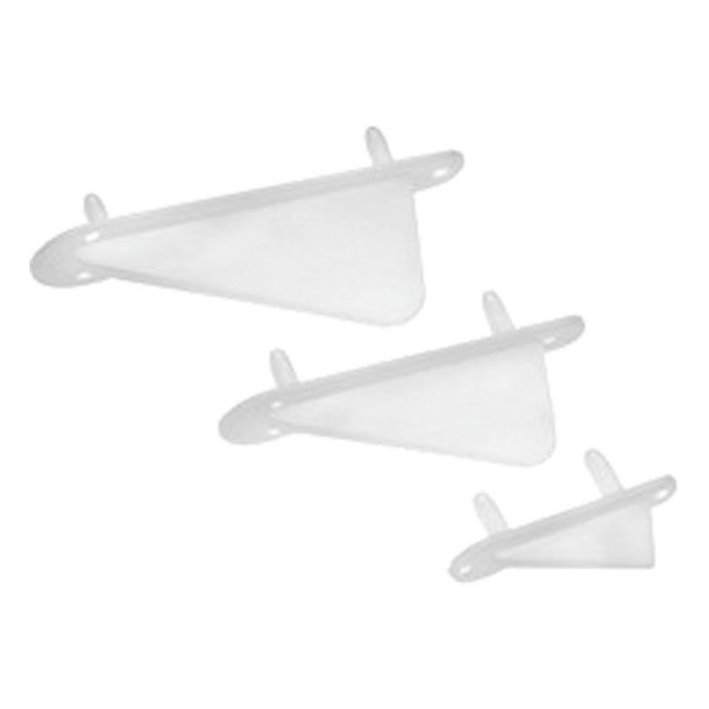 Dubro Wing Tip/Tail Skid 2-3/8 (2) 992