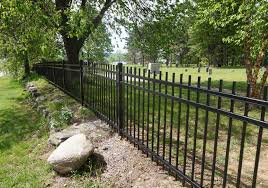 Halloween Graveyard Fence by Western Cemetery Fence Renovation The West End News