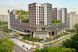 100 Woha Design WOHAs Kampung Admiralty Is Crowned World Architecture