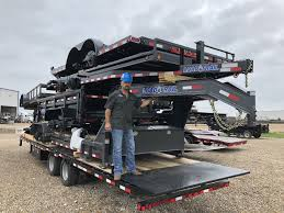 100 Truck Trailer Manufacturers Jake Thiessens Family Founded Load Trail In Tigertown Texas Which