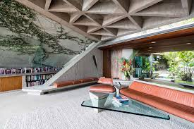 100 John Lautner Houses S Goldstein House Gifted To LACMA By Its Owner ArchDaily