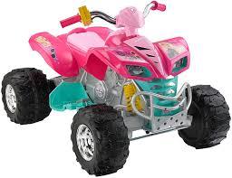 100 Monster Truck Power Wheels Amazoncom Barbie Kawasaki KFX Toys Games