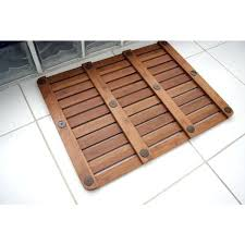 wooden bath mats ikea simple bamboo bath mat wooden bath mats