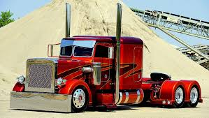 Semi Trucks - Show, Haulers, Radical, Futuristic, Race - YouTube