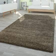 teppiche hochflor shaggy teppich wohnzimmer reiche optik