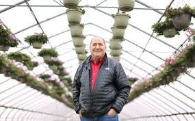 Angelo Petitti s gardening empire thrives crowds expected