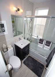 gorgeous washroom remodel and also transformation to