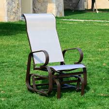 Furniture: Outdoor Glider Chair New Mainstays Wentworth ... Mainstays Cambridge Park Wicker Outdoor Rocking Chair Folding Plush Saucer Multiple Colors Walmartcom Mahogany With Sling Back Natural 6 Foldinhalf Table Black Patio White Solid Wood Slat Brown Shop All Chairs