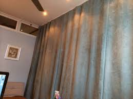 Sound Reduction Curtains Uk by Kilo Wool Serge Acoustic Curtain Fabric Nrtradiant Com