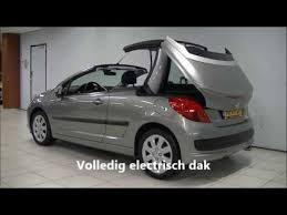 Peugeot 207 cc cabriolet 1 6 VTI 120PK 2007 occasion