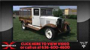 100 1929 Chevy Truck Chevrolet Series AC International 15ton For Sale