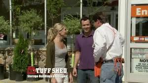 tuff shed tv commercial the home depot upgrades ispot tv