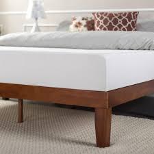 Amazon Queen Bed Frame by Bed Frames Solid Platform Bed No Slats King Platform Bed With