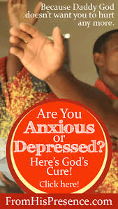 Are You Anxious Or Depressed Heres Gods Cure By Jamie Rohrbaugh