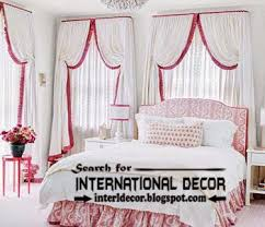 Best Modern Curtain Designs 2017 Ideas English Country For Classic Bedroom