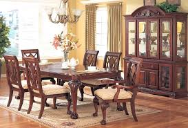Cherry Dining Room Sets Incredible Decoration Cosy Useful