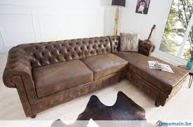 canap chesterfield angle canapé d angle chesterfield a vendre à bruxelles jette 2ememain be