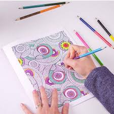 Colorama Coloring Books With 51 Piece Kit