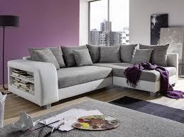 vente privée de canapé canapé angle convertible tissu simili noir ou blanc kuopio