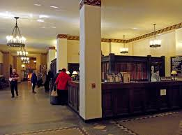 Wawona Hotel Dining Room by File Ahwahnee Hotel Lobby Jpg Wikimedia Commons
