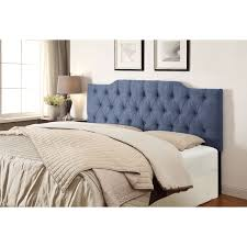 Blue Velvet King Headboard by Bedroom King Headboard Upholstered And King Size Tufted Headboard
