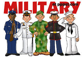 United States Military Clipart 1