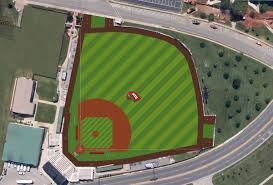 Pawlowski: WKU Baseball's New Turf Field Will Make It 'one Of The ... Hartford Yard Goats Dunkin Donuts Park Our Observations So Far Wiffle Ball Fieldstadium Bagacom Youtube Backyard Seball Field Daddy Made This For Logans Sports Themed Reynolds Field Baseball Seven Bizarre Ballpark Features From History That Youll Lets Play Part 33 But Wait Theres More After Long Time To Turn On Lights At For Ripken Hartfords New Delivers Courant Pinterest