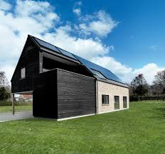 Energy+ House | Case Study | DEVI UK Outdoor Barn Light Electric Company Crustpizza Decor Porcelain Gooseneck Lights Hlight Terracotta Cladding Blog Breaker Switch Jn Structures 230 Best Exterior Images On Pinterest Co Garage Door Shutter Herman Doors The Letters Post Going Solar Getting Your Barns Off The Grid 1 Resource For Stylish Pendant Related To Interior Decorating Wheeler Esso Wall Sconce By Barn White Carriage Doors Our Nest Soho Farmhouse Serendipia