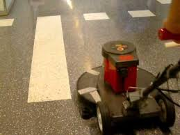 Burnishing Floors After Waxing by Achieving Great Results When Burnishing Floors 3m Scotch Brite