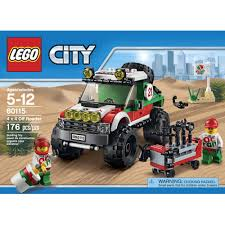 LEGO City Great Vehicles 4 X 4 Off Roader, 60115 - Walmart.com Lego 3221 City Truck Complete With Itructions 1600 Mobile Command Center 60139 Police Boat 4012 Lego Itructions Bontoyscom Police 6471 Classic Legocom Us Moc Hlights Page 36 Building Brpicker Surveillance Squad 6348 2016 Fire Ladder 60107 Video Dailymotion Racing Bike Transporter 2017 Tagged Car Brickset Set Guide And
