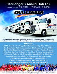 Challenger Is Having A Job Fair! | Challenger Euro Truck Simulator 2 Halloween Paint Jobs Pack 2013 Promotional Driver With Crst Malone Is Trucking The Life For Me Drive Mw Driving Maker Volvo To Axe Further 1500 Jobs United Road Hiring Our Heroes Team Up Bring Auto Hauling Rosemount Mn Recruiter Wanted Employment And Inrstate Australia Experienced Hr Required Freight Rail Drayage Services Transportation What Its Like Work On Flatbed Specialized Division Roehl Worst Job In Nascar Team Hauler Sporting News