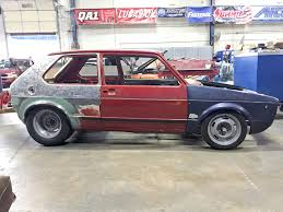 100 Vw Rabbit Truck For Sale This OwnerBuilt 1984 VW Packs A 550hp LS Punch Hot Rod