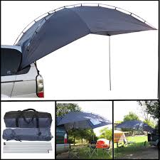 SUV ROOFTOP AWNING Shelter Truck Car Tent Trailer Camper Outdoor ...