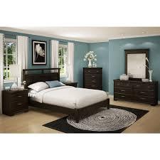 south shore versa 6 drawer ebony dresser 3177010 the home depot