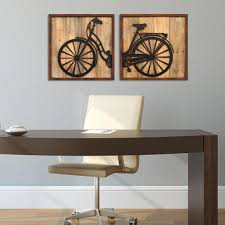Sailboat Wheel Wall Decor by Home Decorators Collection Amaryllis Metal Wall Decor In