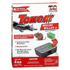 tom cat mouse trap tomcat mouse ii bait stations walgreens
