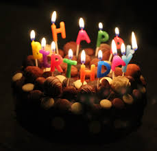Happy Birthday Cake 3
