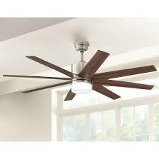 Belt Driven Ceiling Fan Motor by Home Decorators Collection 60 In Zolman Pike Led Ceiling Fan