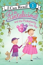 Pinkalicious And The Pinkatastic Zoo Day By Victoria Kann