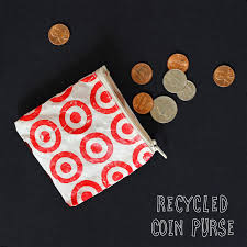 Apple Kitchen Decor Plastic Bag Holder by Upcycle Plastic Bags Into A Coin Purse With We Can Make Anything